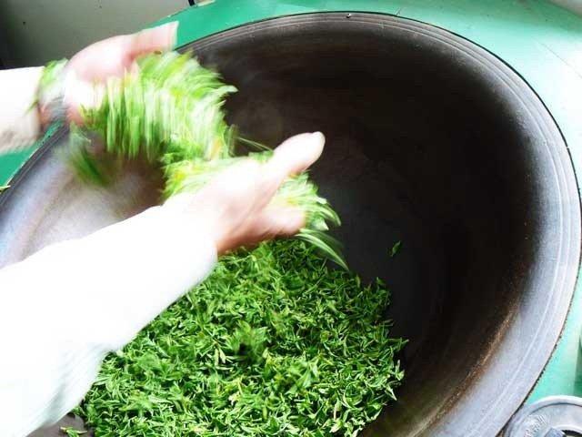 Sha Qing-Kill Green